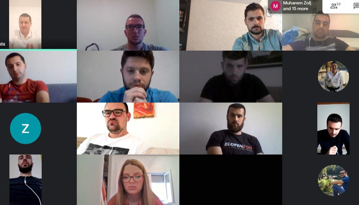 Asocijacija mladih - webinar