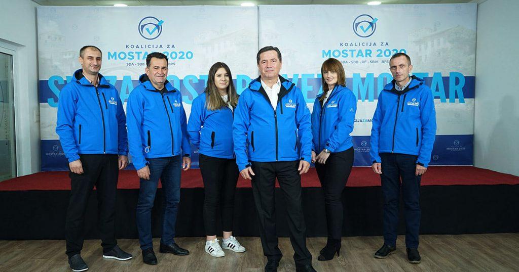 Koalicija za Mostar kandidati