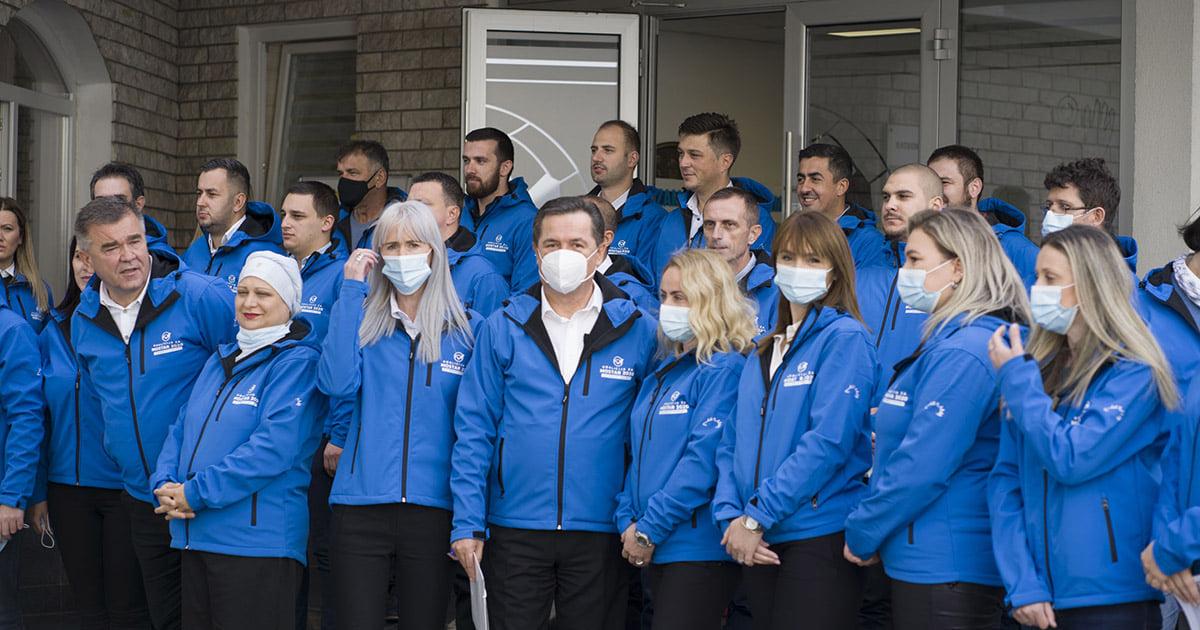 Koalicija za Mostar zajednička slika kandidata