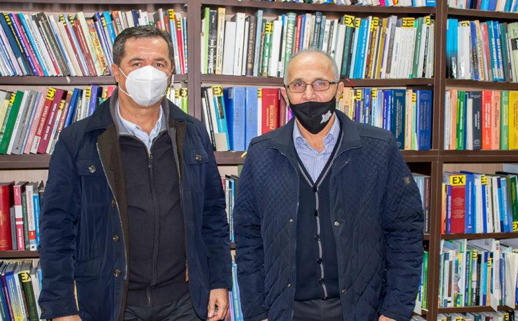Dr. Guzin u posjeti mostarskoj biblioteci
